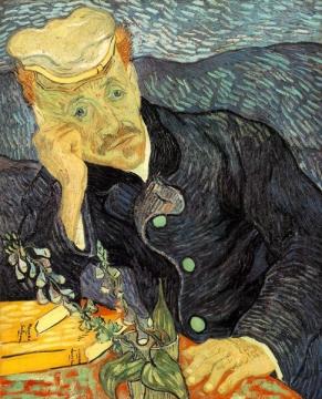 Портрет доктора Гаше. 1890г.