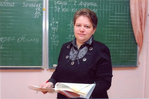 Портрет - Елена Павловна Порфенцова