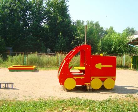 Оборудование на участок детского сада