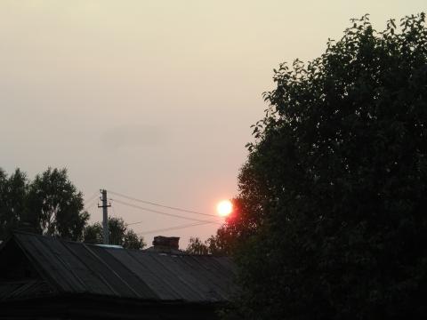 закат - Ирина Анатольевна Опалихина