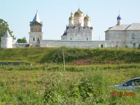 Лужецкий монастырь в г. Можайске - Светлана Александровна Рамазанова