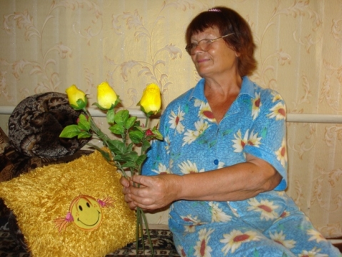 Портрет - Людмила Александровна Ойкина