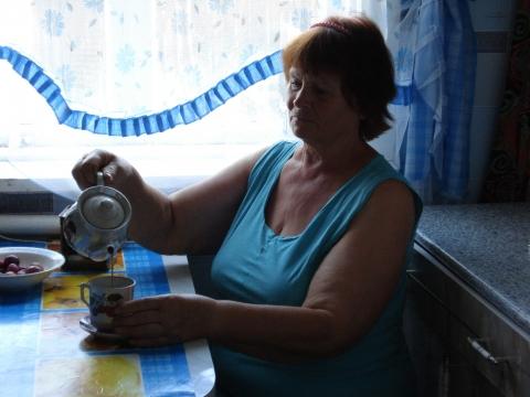 Пью чаек - Людмила Александровна Ойкина