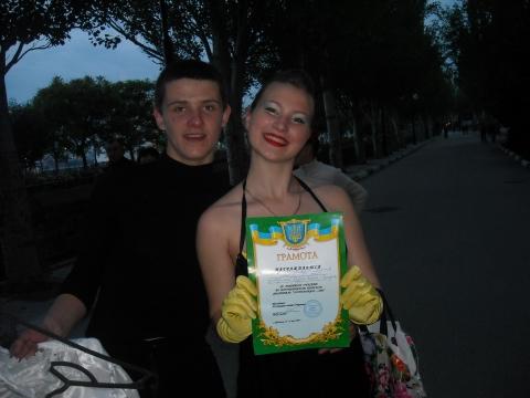 г.Феодосия 2009 год - Святослав Владимирович Царенко