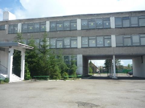 Изображение - Гимназия г. Тюкалинска