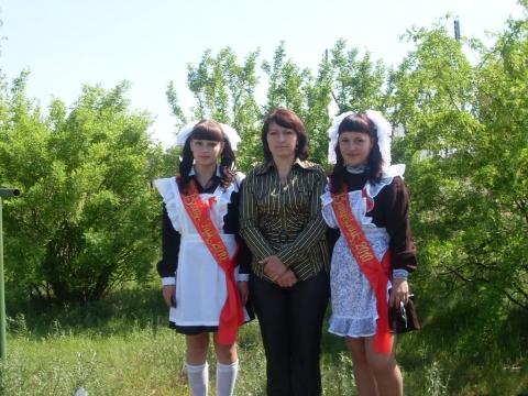 Последний звонок -2010 - Муниципальное общеобразовательное учреждение Усть-Уйская средняя общеобразовательная школа