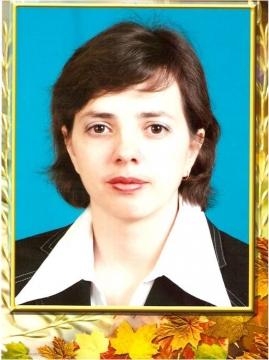 Портрет - Ирина Анатольевна Школяр