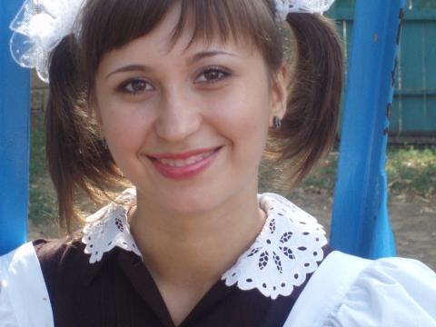Инна Дудинова - самые красивые учащиеся своей школы