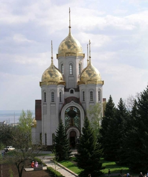 Храм всех святых на Мамаевом Кургане - Сообщество учителей ОПК(основы Православной культуры)