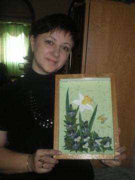 Портрет - Ирина Сергеевна Лярская