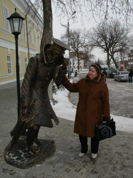 В гостях у Человека в футляре - Людмила Николаевна Игнатова