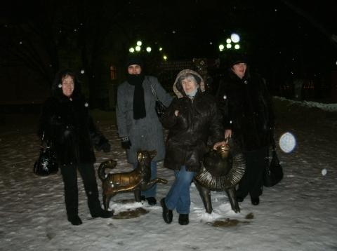 Чеховские персонажи - Людмила Николаевна Игнатова