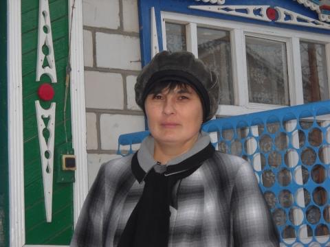 Портрет - Гузалия Ансаровна Наматова - Муталлапова