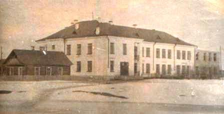 Воронцовская средняя школа 1965 год - Ольга Александровна Антипова