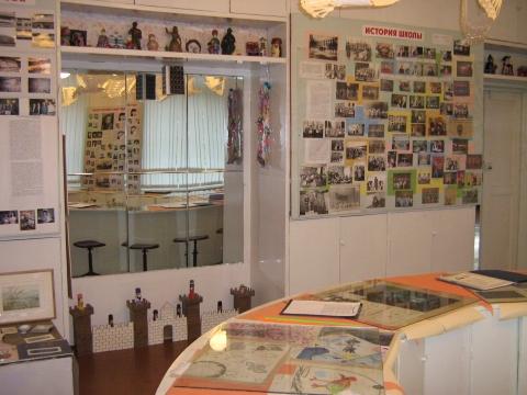 наш музей - Любовь Павловна Белякова
