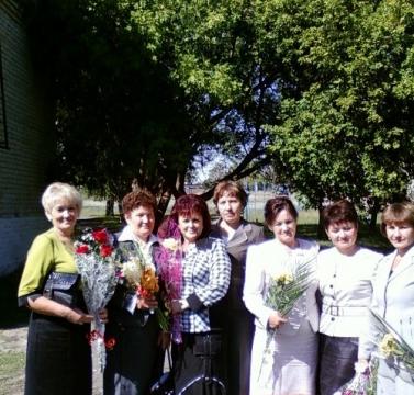 С коллегами - Татьяна Ивановна Бодрова