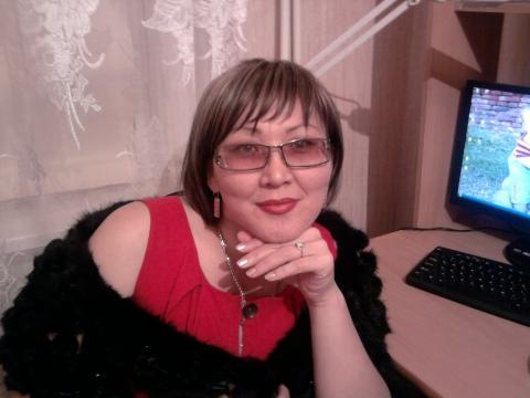 Портрет - Айгуль Кадырбулатовна Беглярова
