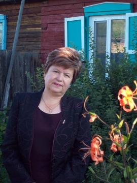 Портрет - Наталья Лукинична Курдюкова