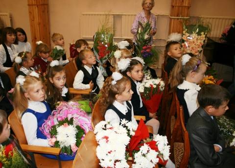 День Знаний - 2010 (2) - ГБОУ Школа № 268 Невского района Санкт-Петербурга