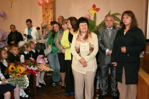 День Знаний - 2010 (7) - ГБОУ Школа № 268 Невского района Санкт-Петербурга