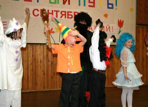 День Знаний - 2010 (21) - ГБОУ Школа № 268 Невского района Санкт-Петербурга