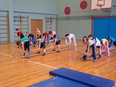 fitness components of volleyball