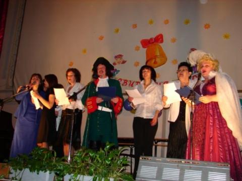 школьные праздники вместе - Средняя общеобразовательная школа 557 www.spb-school557.ru