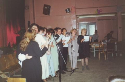выпуск 2000 - Средняя общеобразовательная школа 557 www.spb-school557.ru