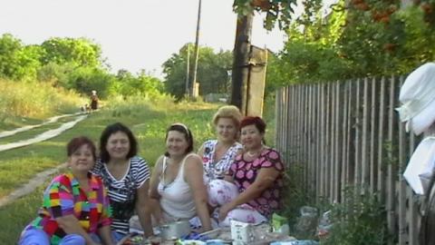 С друзьями детства