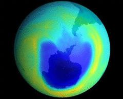 Озоновый слой Земли.. - Средняя общеобразовательная школа 337