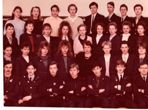 11а, 1991 - Средняя общеобразовательная школа 557 www.spb-school557.ru