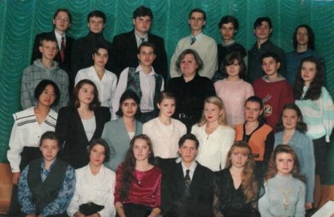 11б, 1997 год - Средняя общеобразовательная школа 557 www.spb-school557.ru