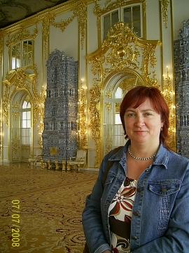 Портрет - Ирина Ивановна Пономарева