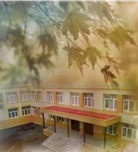 логотип школы - Средняя школа № 13 с углублённым изучением английского языка