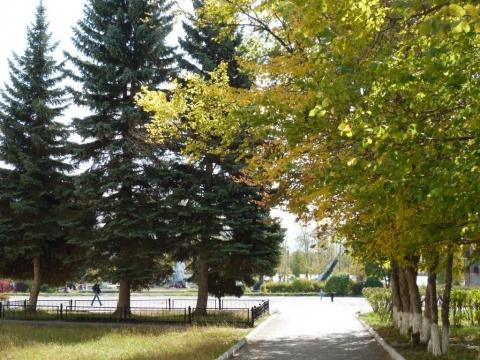 Осень 2010. - МКОУ СОШ № 4