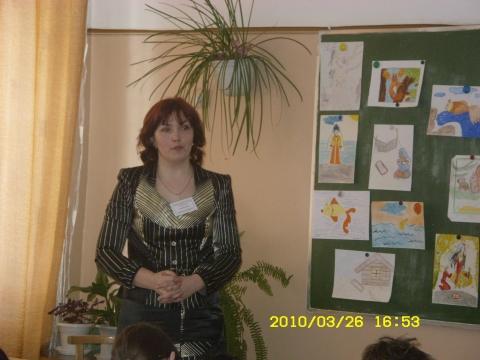 Портрет - Наталья Викторовна Худайбердиева