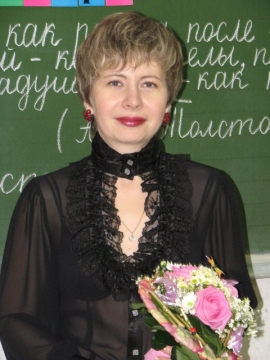Портрет - Наталья Олеговна Фокина