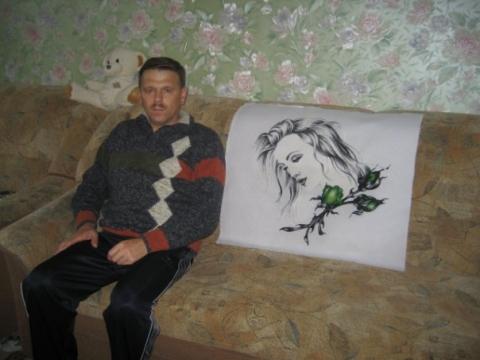 муж Андрей и моя работа - Любовь Евгеньевна Сало