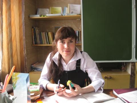 Портрет - Надежда Геннадьевна Щеренкова
