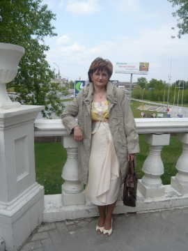Портрет - Людмила Григорьевна Польянова