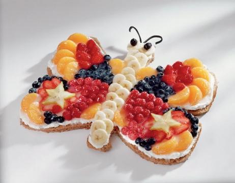 Эта бабочка десерт..и её вкуснее нет..