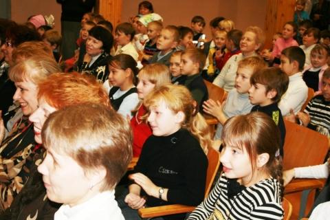 День учителя - 17 - ГБОУ Школа № 268 Невского района Санкт-Петербурга