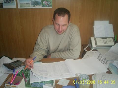 П.В.Байкалов-зам.директора по УВР - Муниципальная Каменская средняя общеобразовательная школа