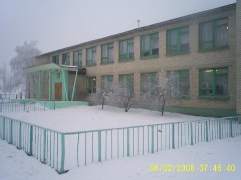 Наша школа - Муниципальная Каменская средняя общеобразовательная школа