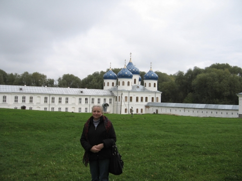 Романченко Маргарита Алексеевна - Лицей № 572