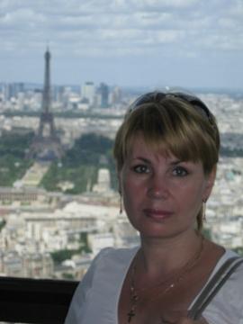 Париж, Монпарнас 2009 - Ольга Николаевна Константинова