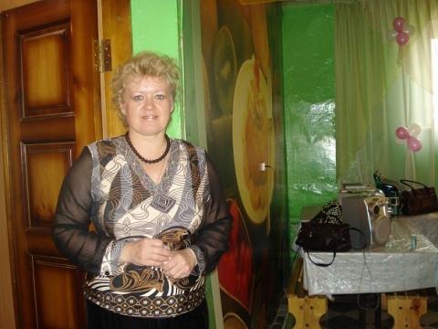 Портрет - Ольга Николаевна Бушуева