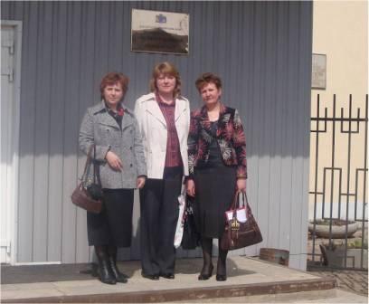 В Институте развития образования - Ирина Николаевна Мясникова