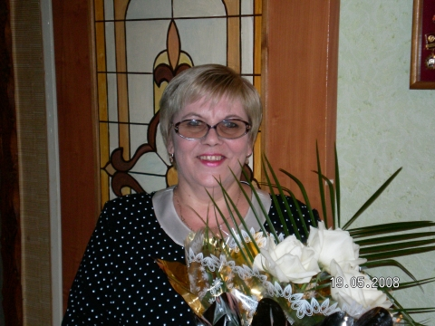 Портрет - Надежда Васильевна Посохова