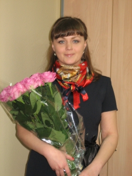 Портрет - Евгения Александровна Ворошилова